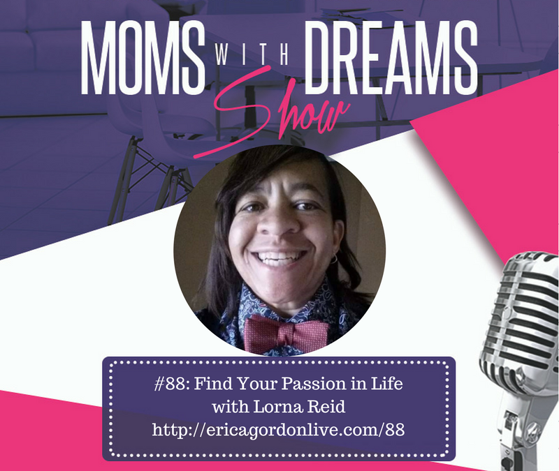 MWD 088: Find Your Passion in Life w/Lorna Reid